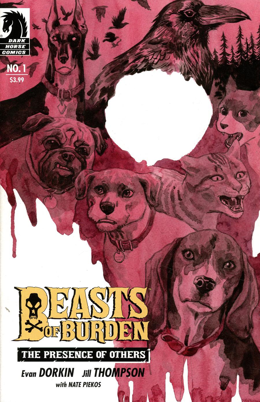 Beasts Of Burden Presence Of Others #1