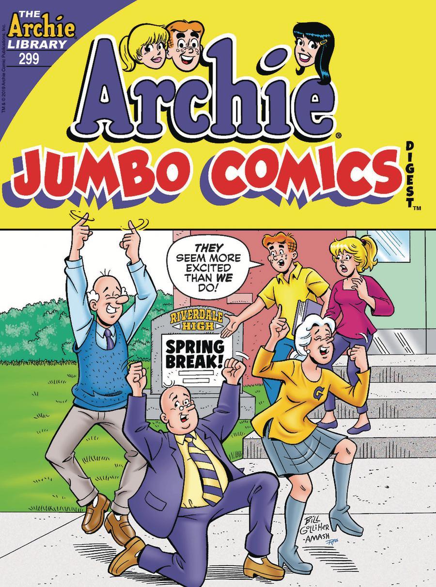 Archie Jumbo Comics Digest #299