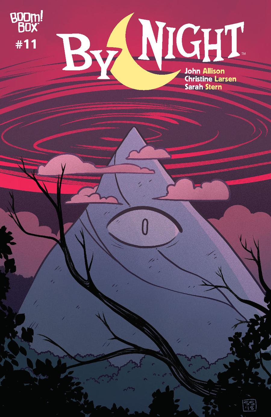By Night #11 Cover B Variant Sarah Stern Preorder Cover