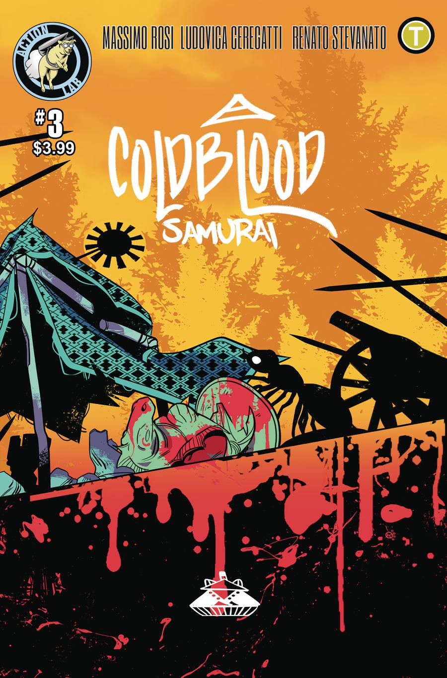 Cold Blood Samurai #3