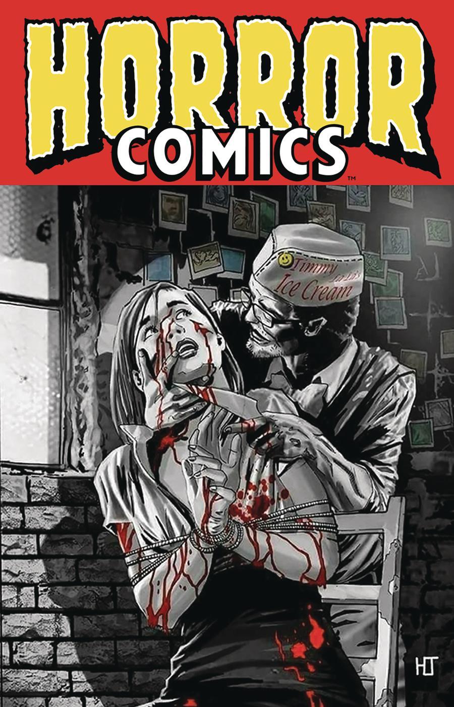 Horror Comics #1 Cover A Regular Cover