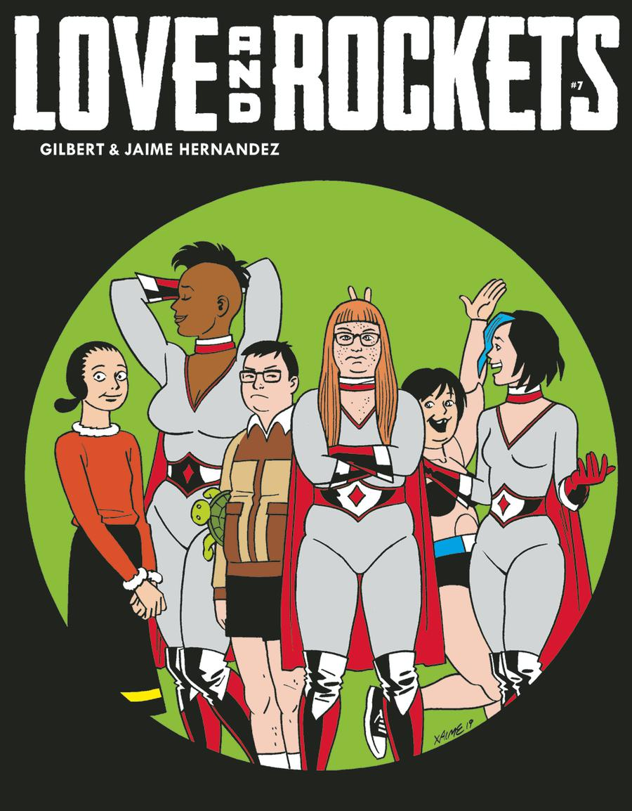 Love And Rockets Vol 4 #7