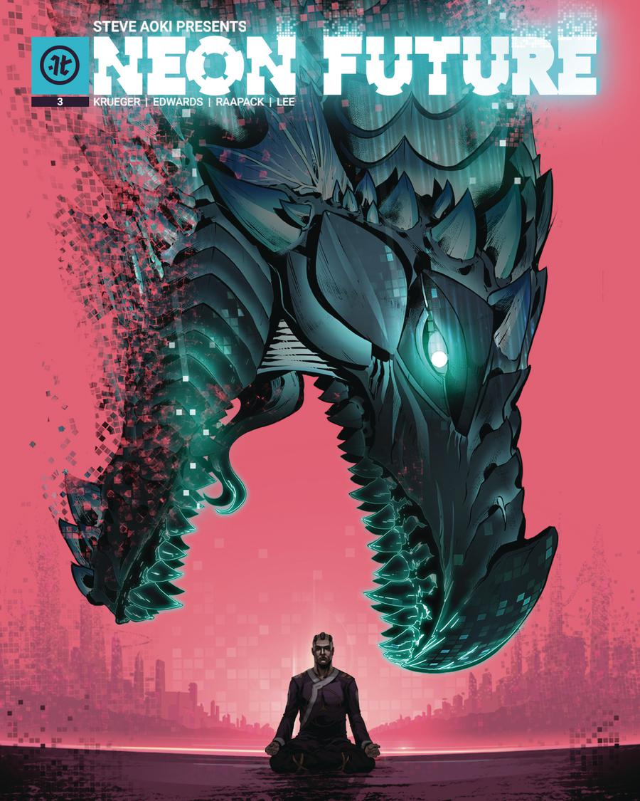 Neon Future #3 Cover A Regular Jheremy Raapack Cover