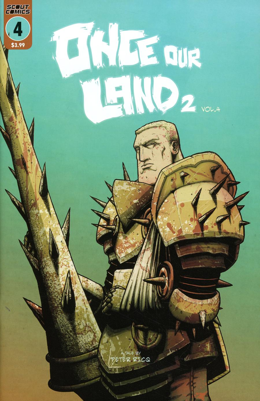Once Our Land Book 2 #4