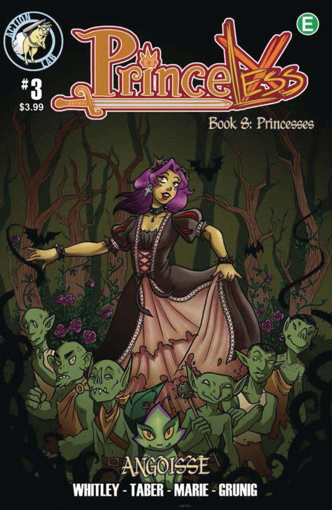 Princeless Princesses #3