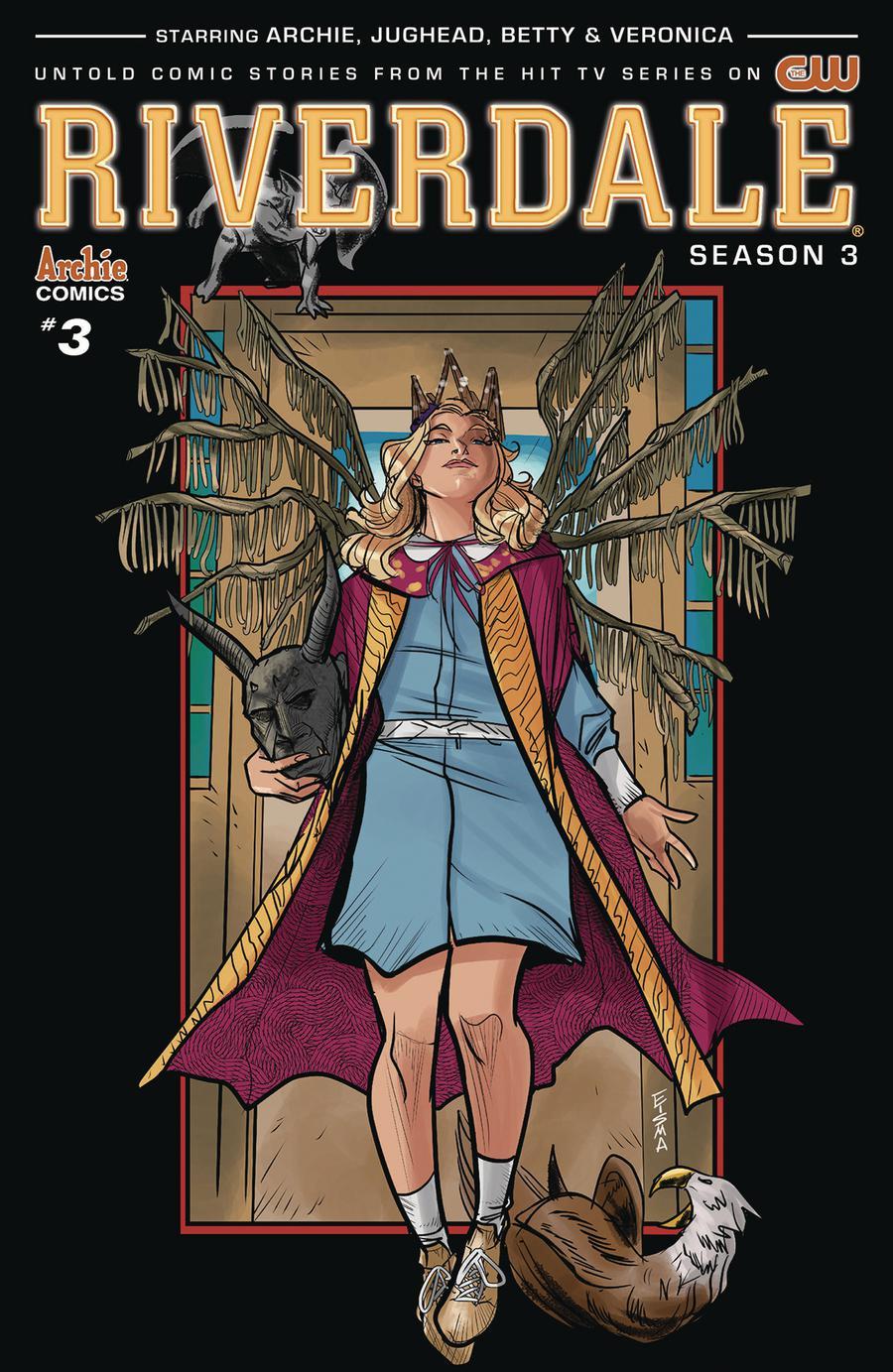 Riverdale Season 3 #3 Cover B Variant Joe Eisma Cover