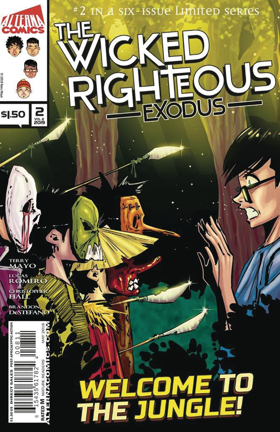 Wicked Righteous Vol 2 #2