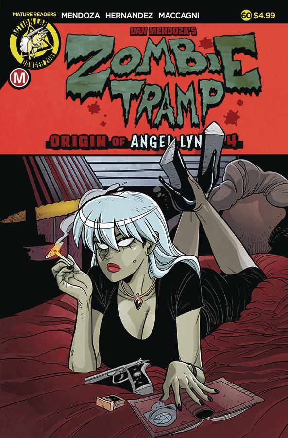 Zombie Tramp Vol 2 #60 Cover A Regular Marco Maccagni Cover