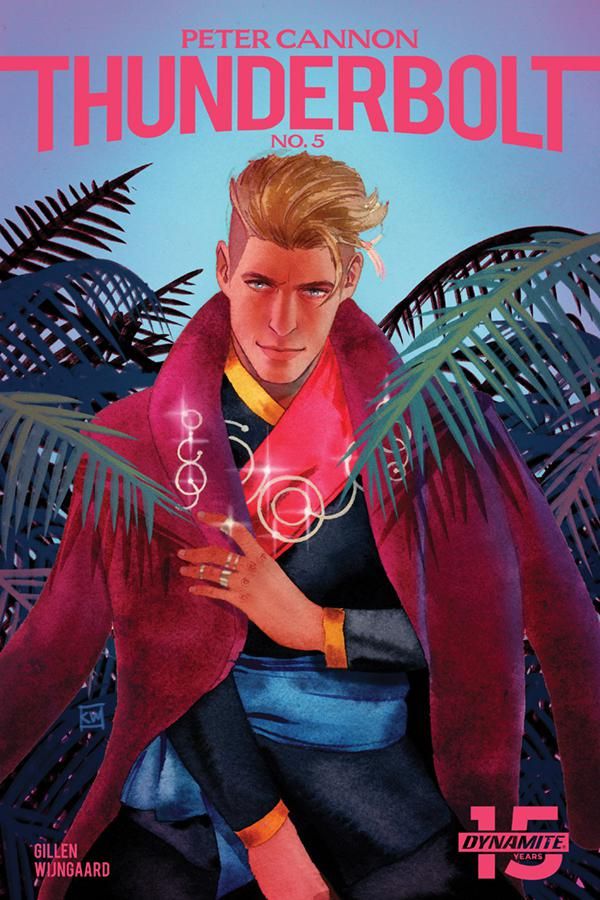 Peter Cannon Thunderbolt Vol 3 #5 Cover A Regular Kevin Wada Cover