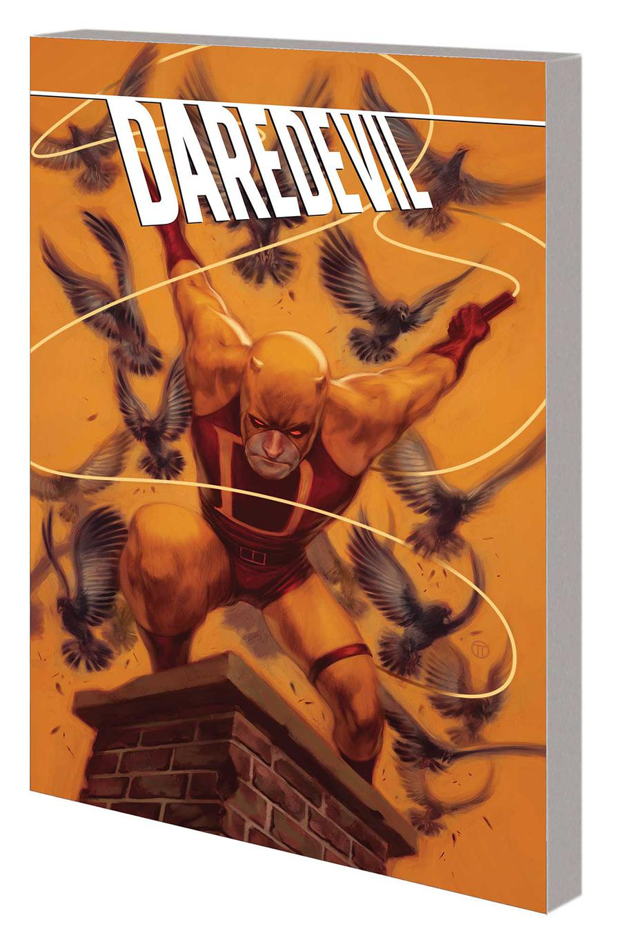 Daredevil Fearless Origins TP