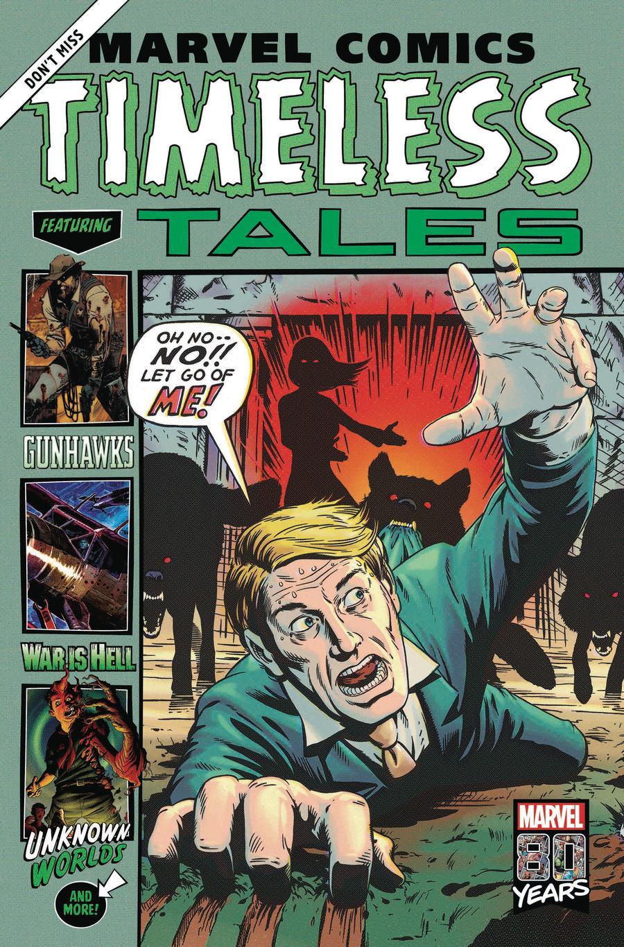 Marvel Comics Timeless Tales TP