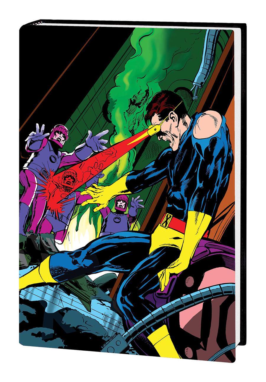 X-Men By Roy Thomas & Neal Adams Gallery Edition HC