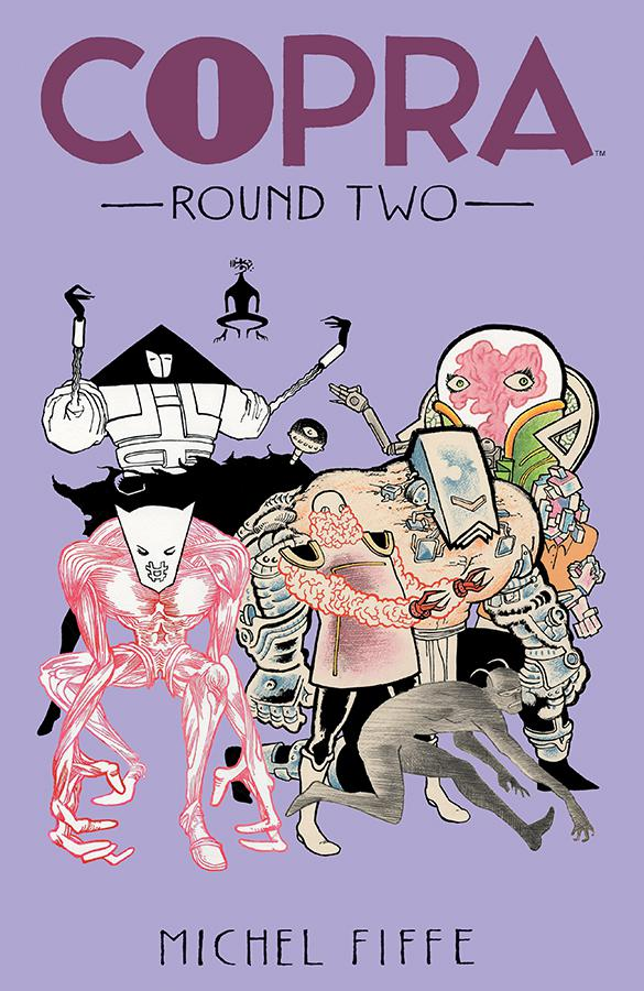Copra Vol 2 Round Two TP Image Edition