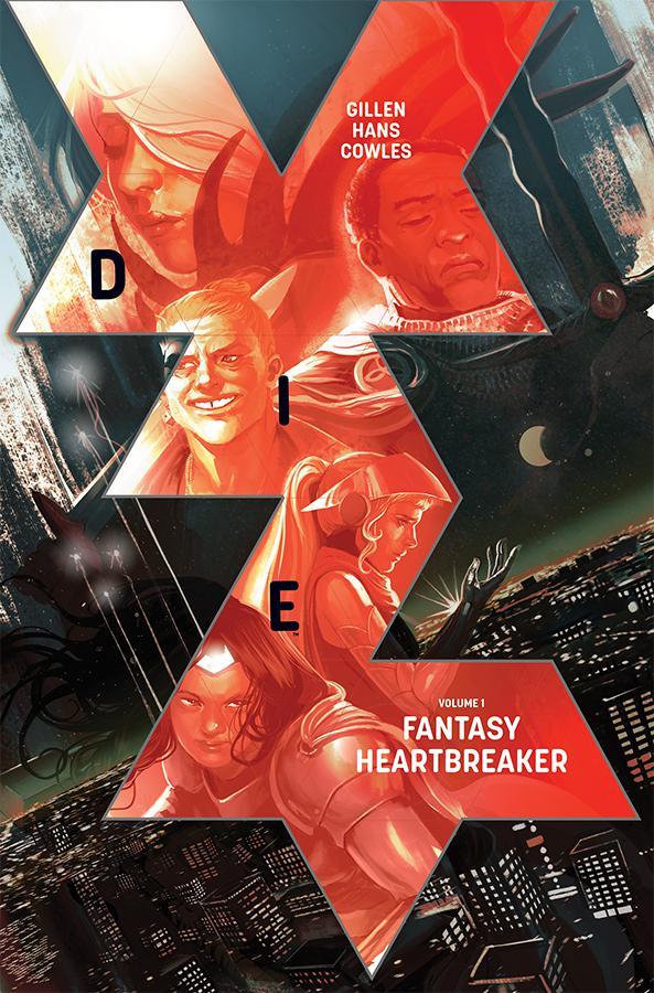 Die Vol 1 Fantasy Heartbreaker TP