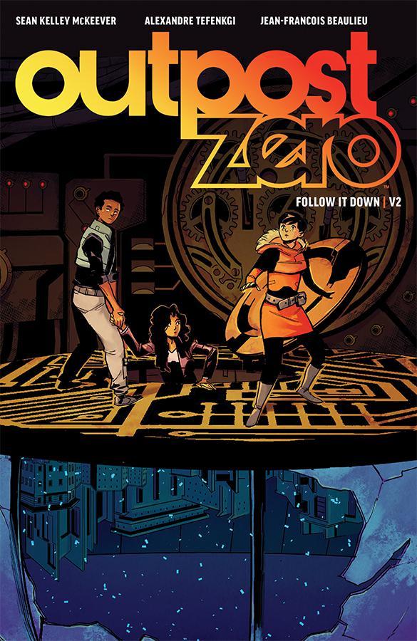 Outpost Zero Vol 2 Follow It Down TP