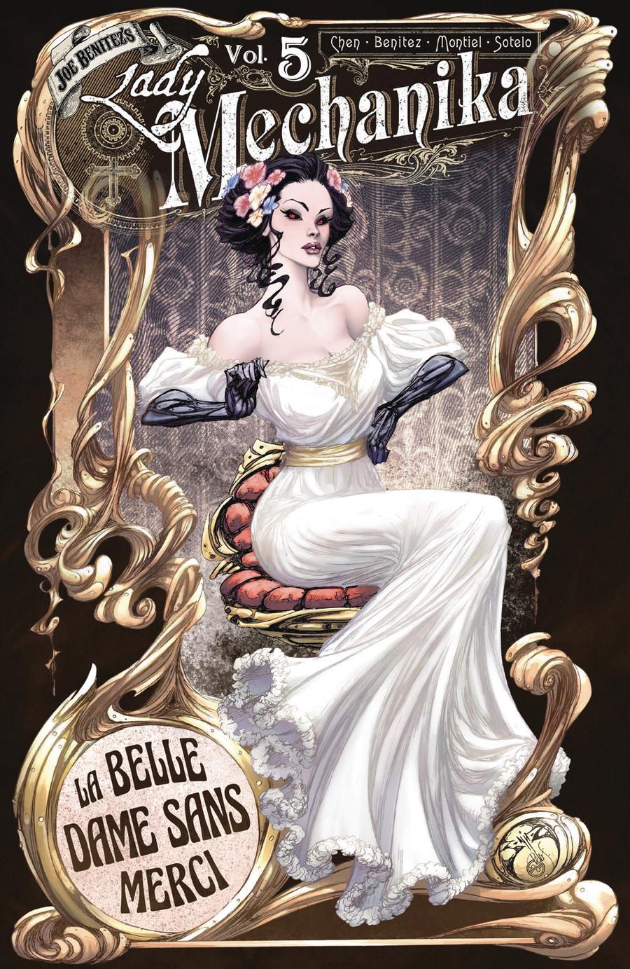 Lady Mechanika Vol 5 La Belle Dame Sans Merci TP