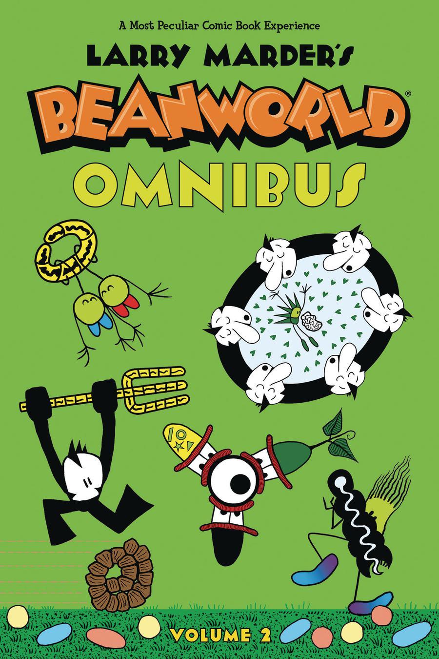 Beanworld Omnibus Vol 2 TP