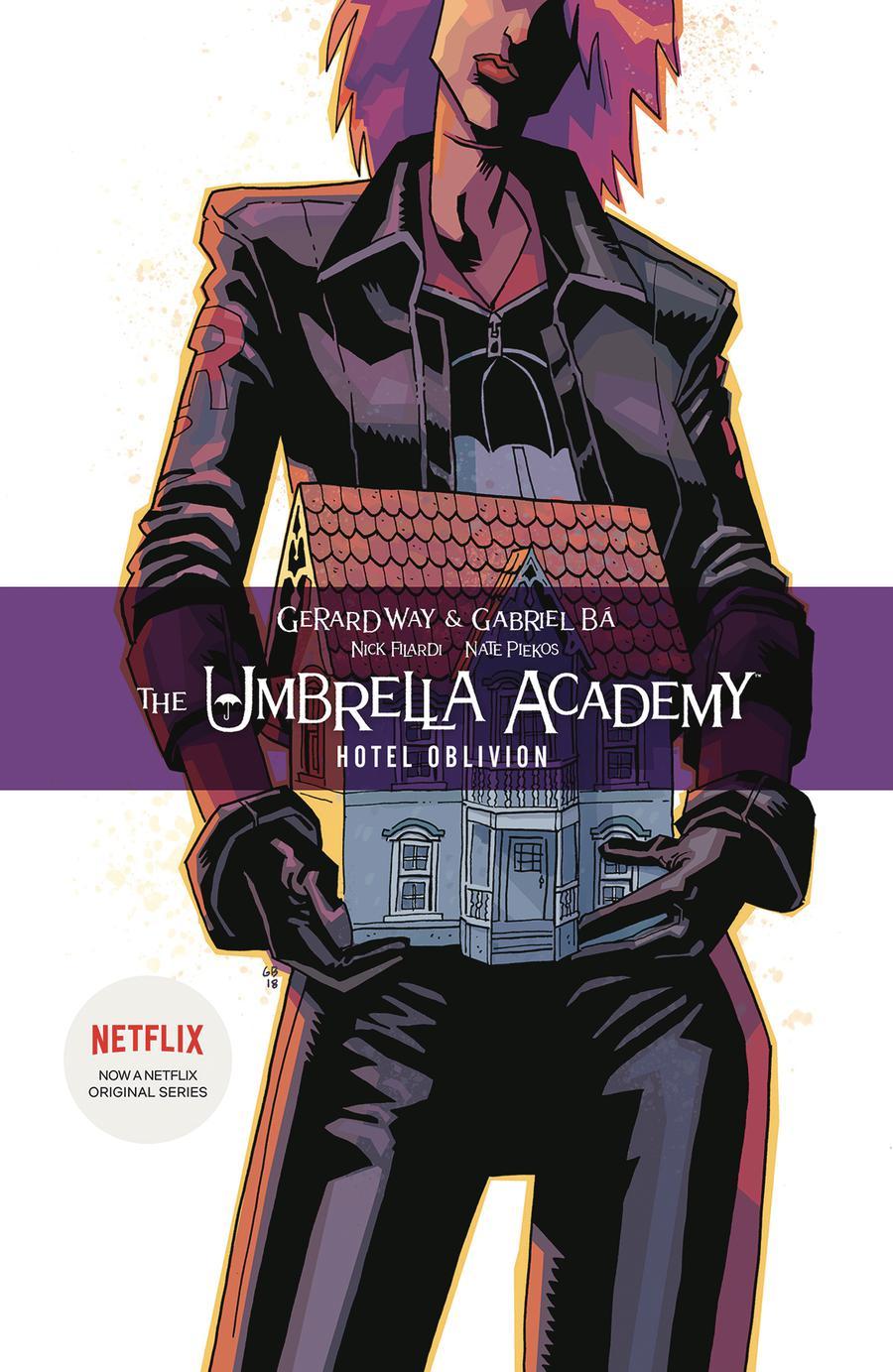 Umbrella Academy Vol 3 Hotel Oblivion TP