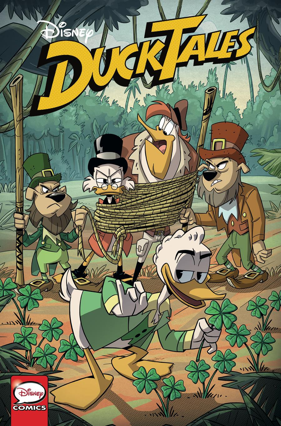 Ducktales Vol 5 Monsters And Mayhem TP