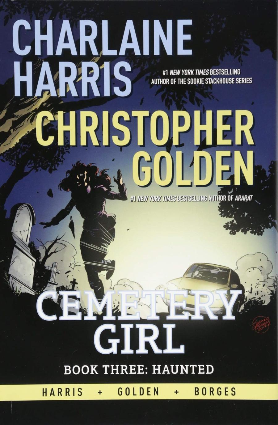 Cemetery Girl Book 3 Haunted TP