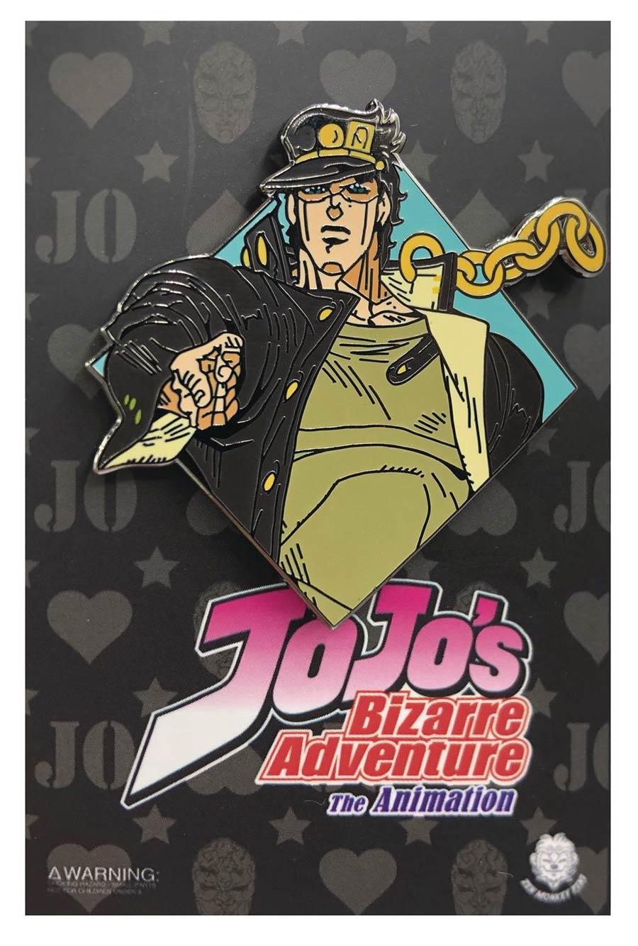 JoJos Bizarre Adventure Pin - Jotaro