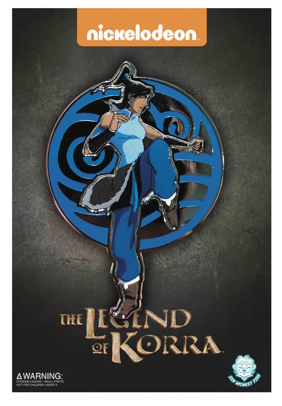 Legend Of Korra Pin - Water Tribe Korra