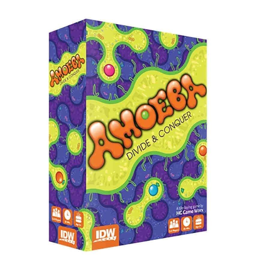 Amoeba Game