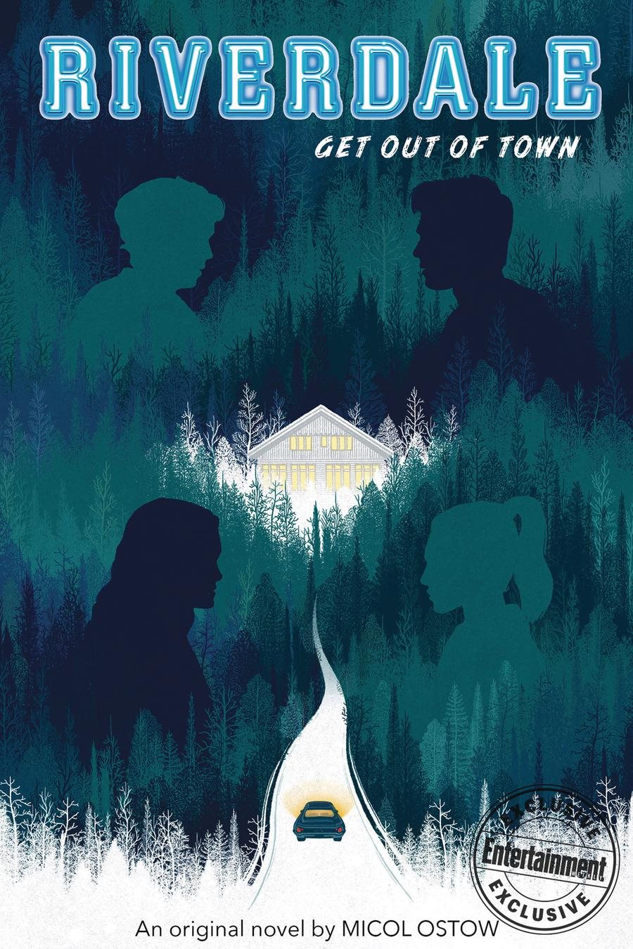 Riverdale Novel Get Out Of Town TP