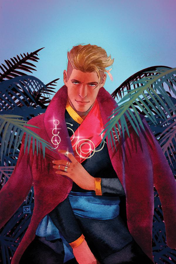 Peter Cannon Thunderbolt Vol 3 #5 Cover D Incentive Kevin Wada Virgin Cover