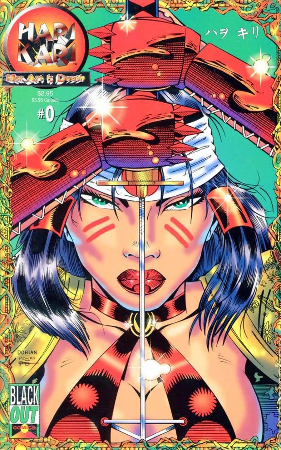 Hari Kari #0 Cover A