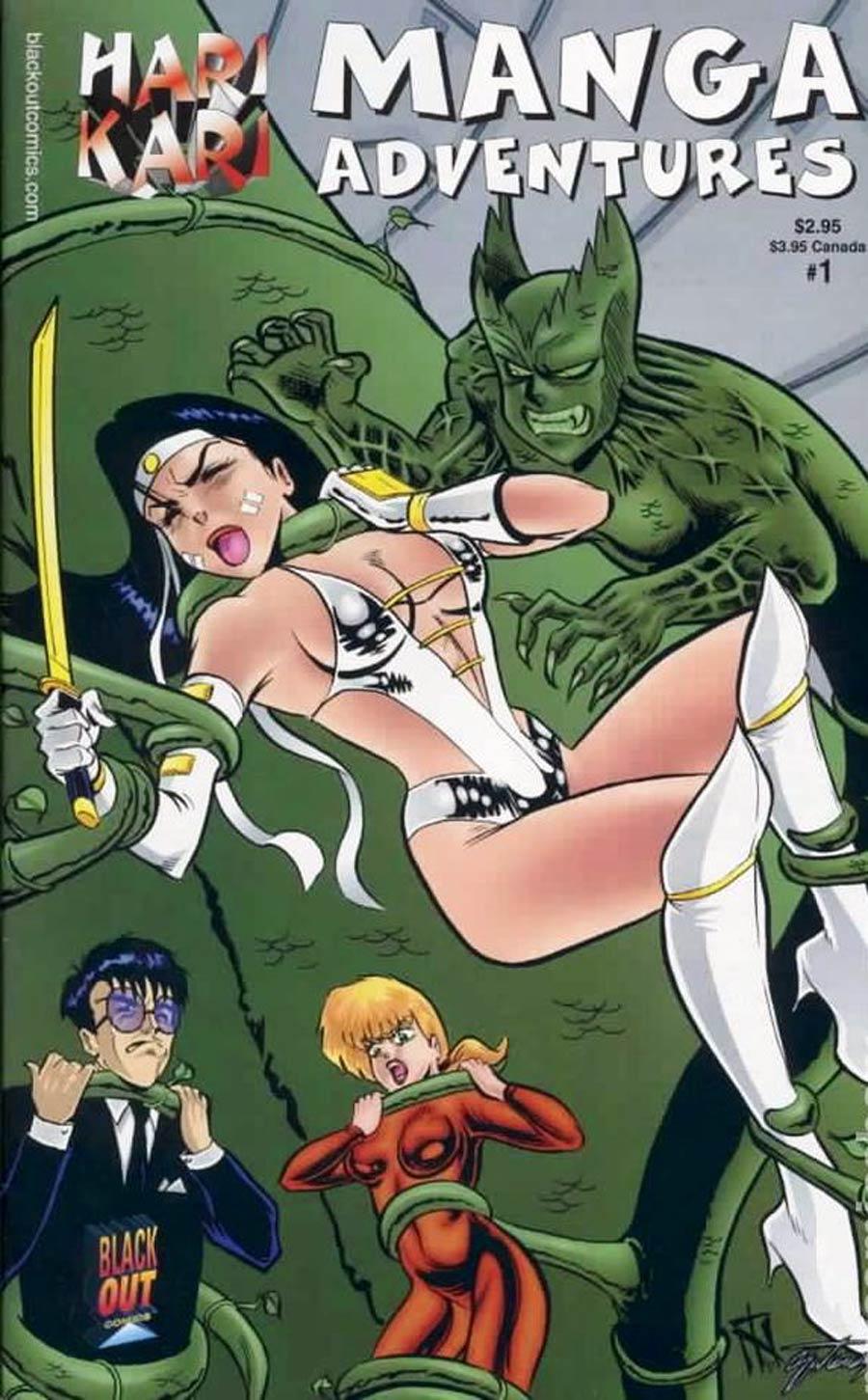 Hari Kari Manga Adventures #1