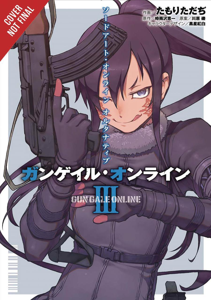 Sword Art Online Alternative Gun Gale Online Vol 3 GN