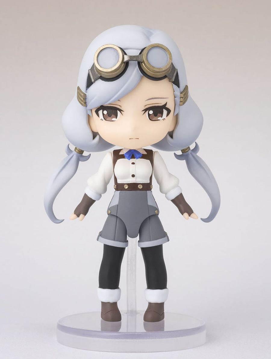 Kotobuki Squadron In The Wilderness Figuarts Mini - Kate Action Figure