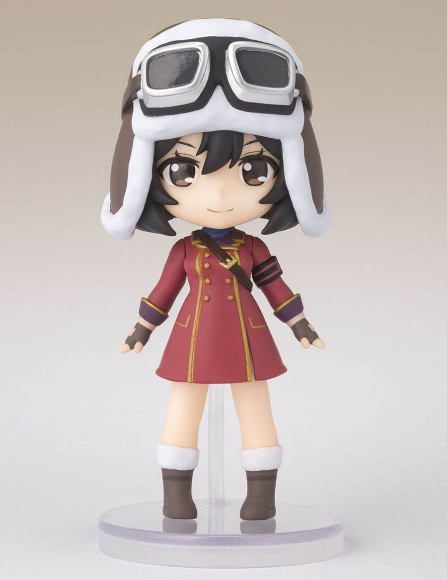 Kotobuki Squadron In The Wilderness Figuarts Mini - Kylie Action Figure