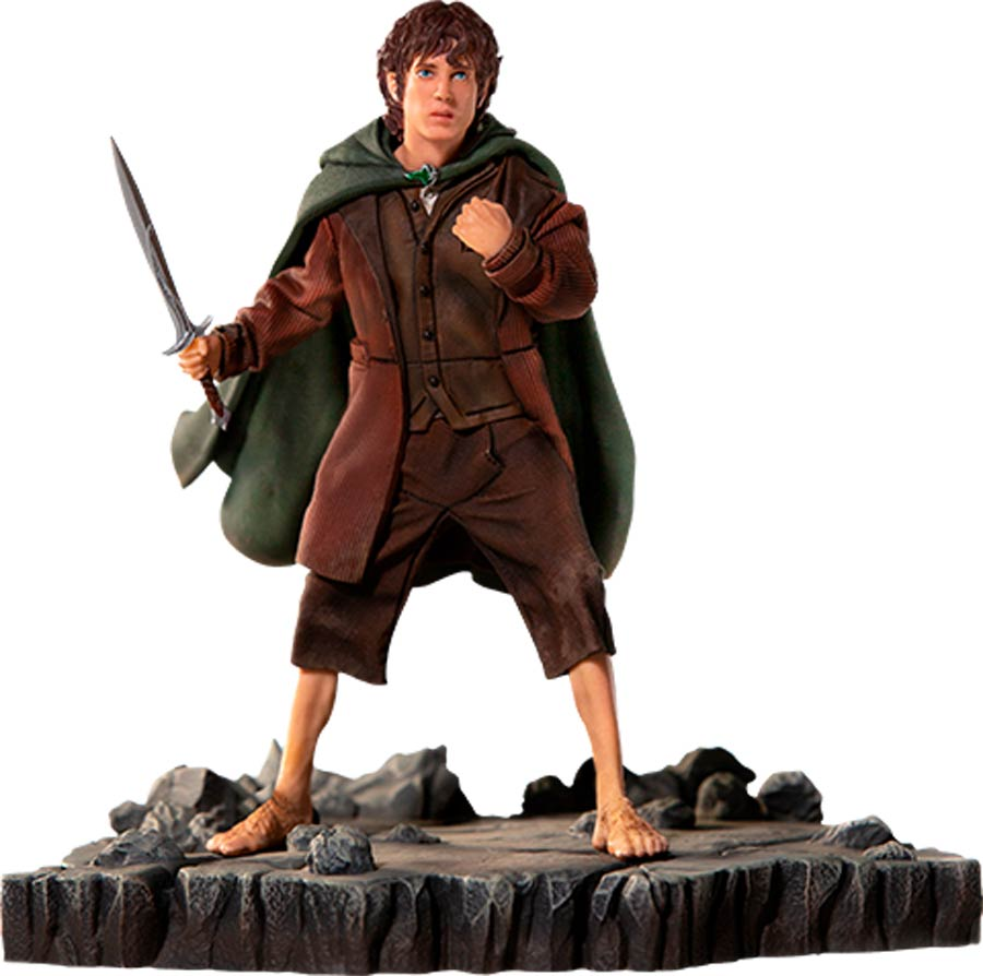 Lord Of The Rings Frodo Statue