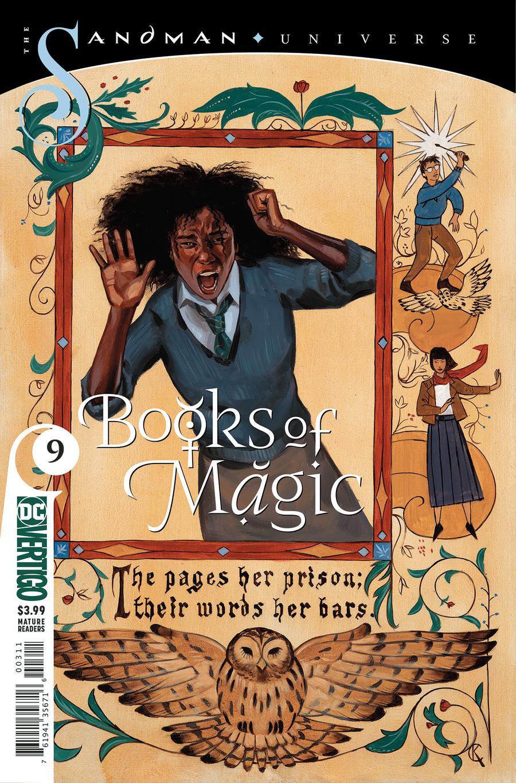 Books Of Magic Vol 3 #9