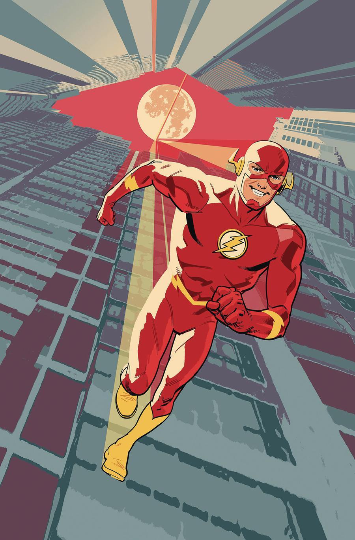 Flash Vol 5 #73 Cover B Variant Evan Doc Shaner Cover