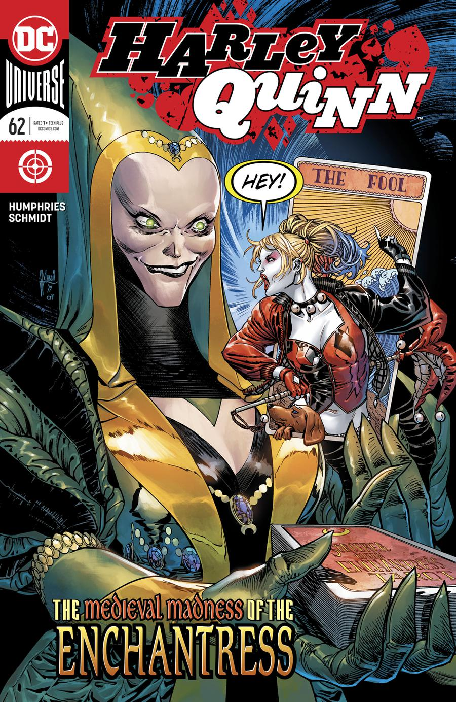 Harley Quinn Vol 3 #62 Cover A Regular Guillem March Cover