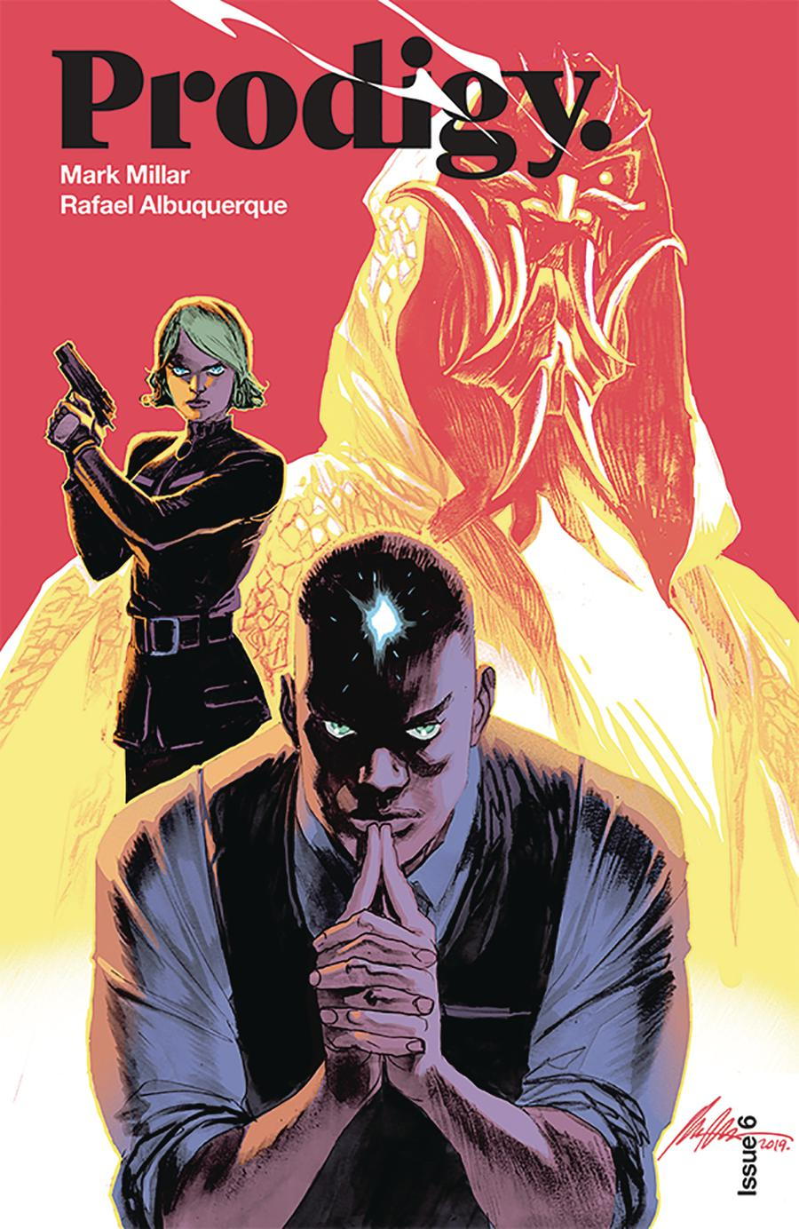 Prodigy #6 Cover A Regular Rafael Albuquerque Color Cover
