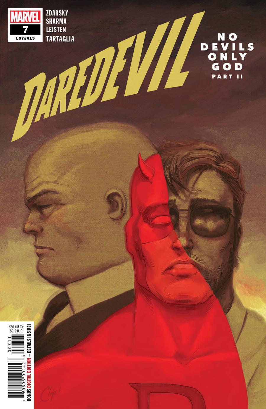 Daredevil Vol 6 #7 Cover A 1st Ptg Regular Chip Zdarsky Cover
