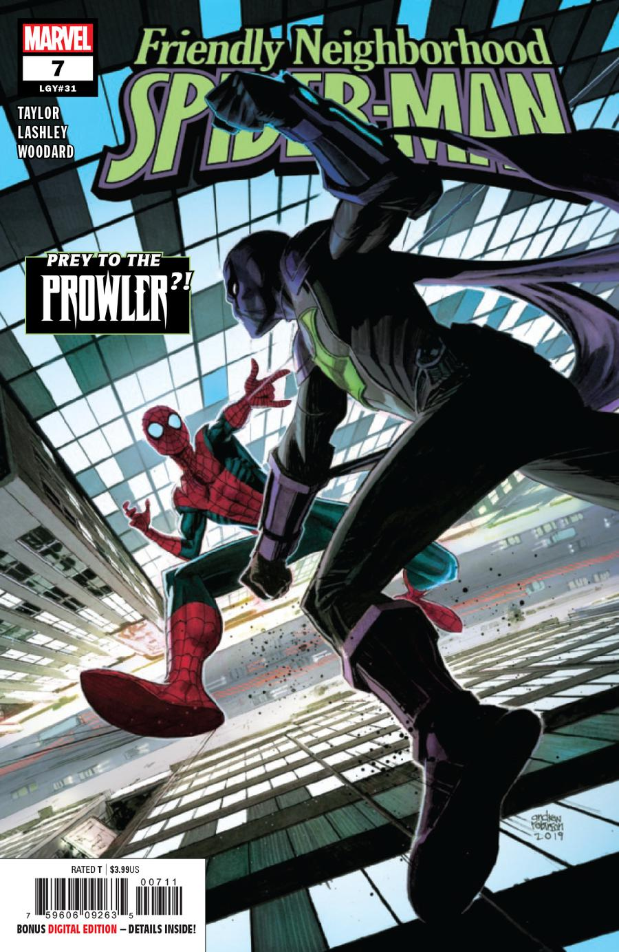 Friendly Neighborhood Spider-Man Vol 2 #7