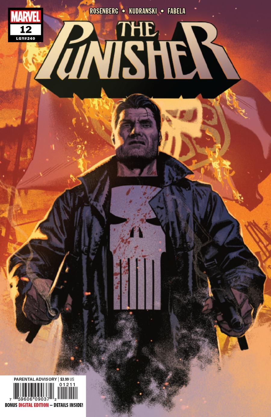 Punisher Vol 11 #12