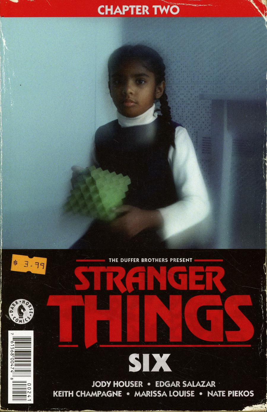 Stranger Things Six #2 Cover D Variant Photo Cover