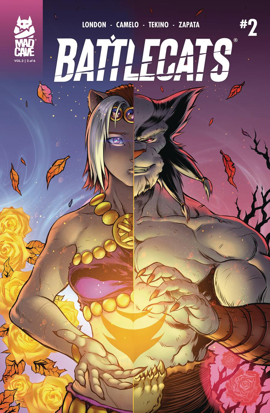Battlecats Vol 2 #2