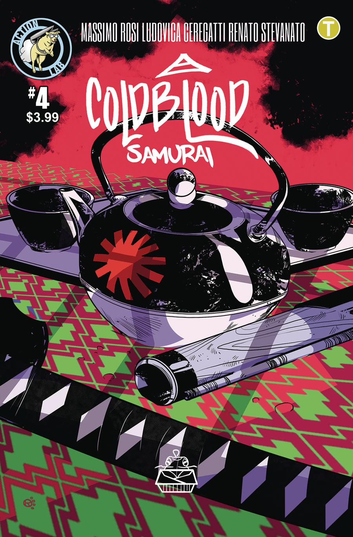 Cold Blood Samurai #4