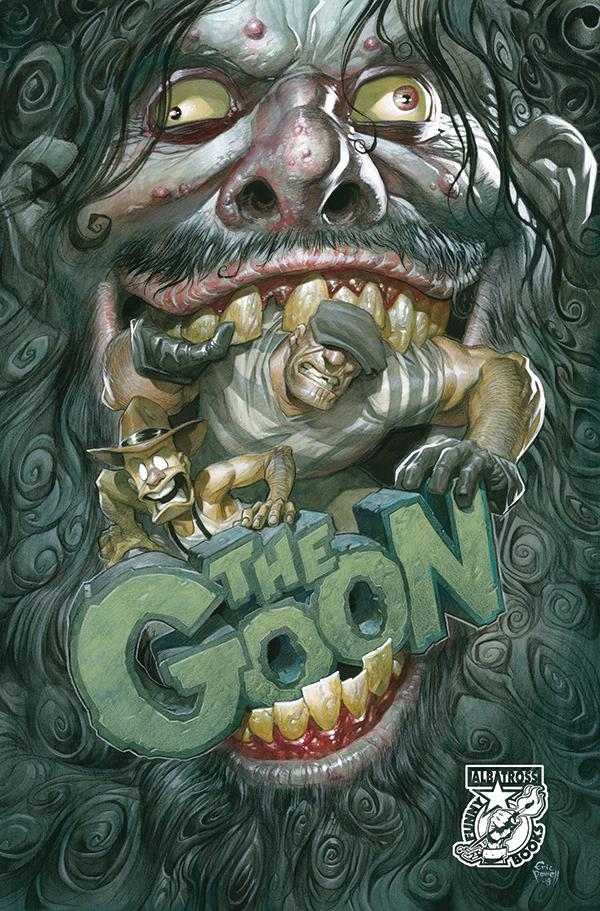 Goon Vol 4 #4 Cover A Regular Eric Powell Cover