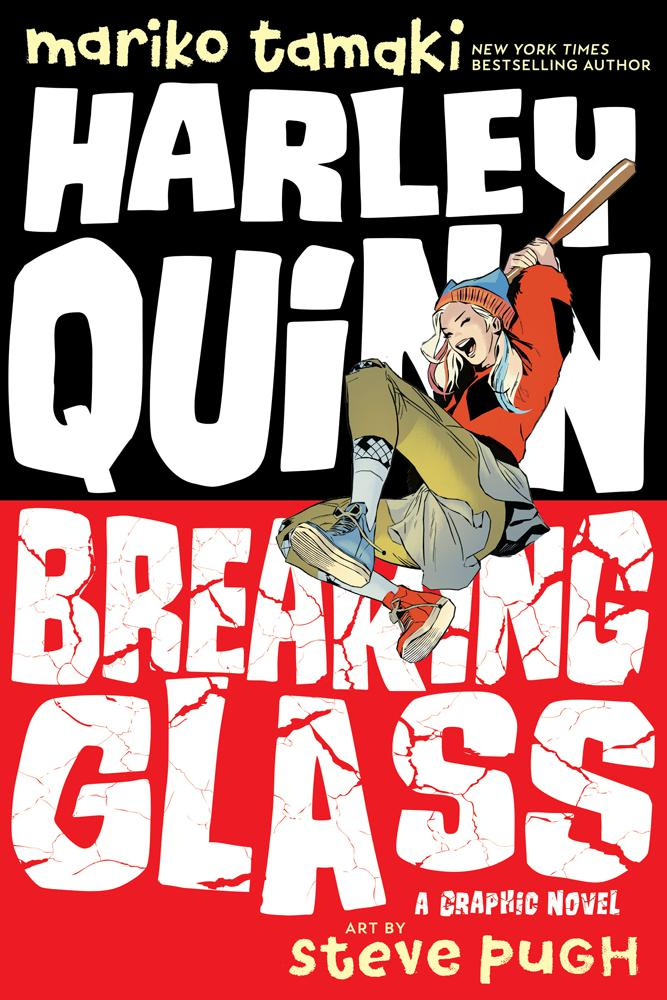 Harley Quinn Breaking Glass TP