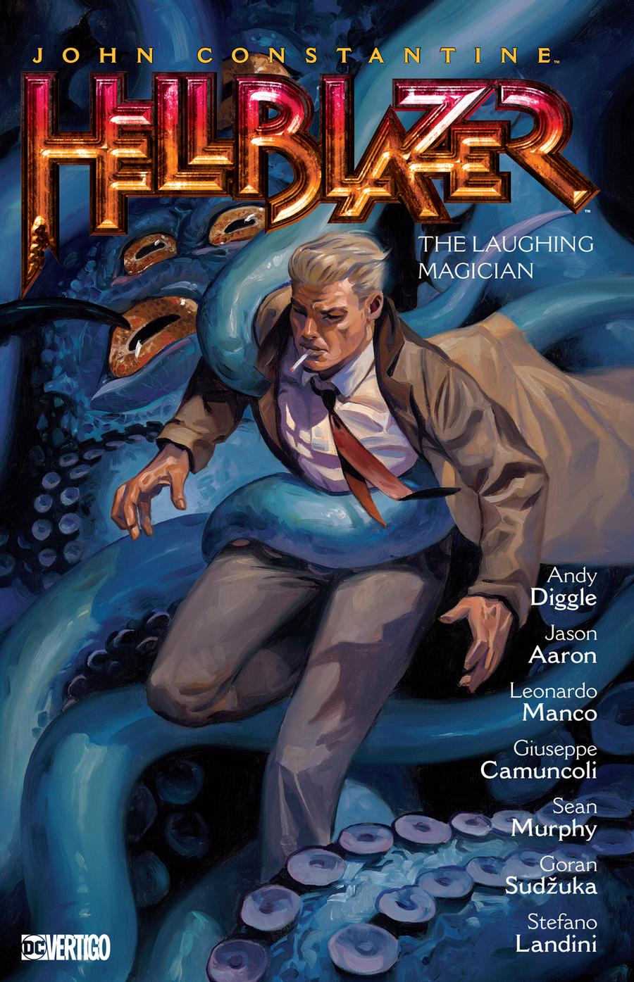 Hellblazer Vol 21 The Laughing Magician TP