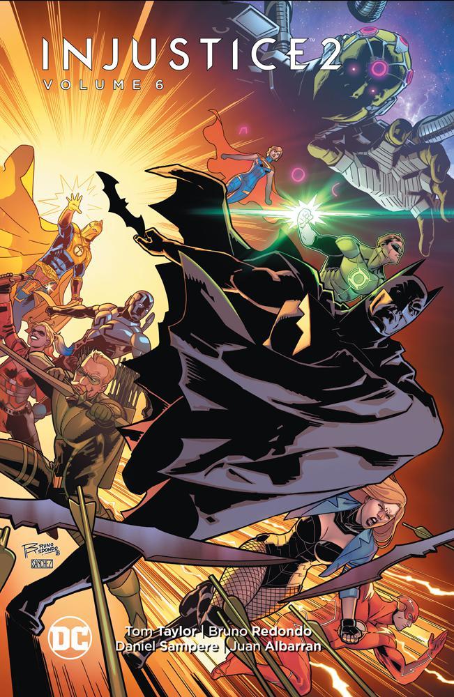 Injustice 2 Vol 6 HC
