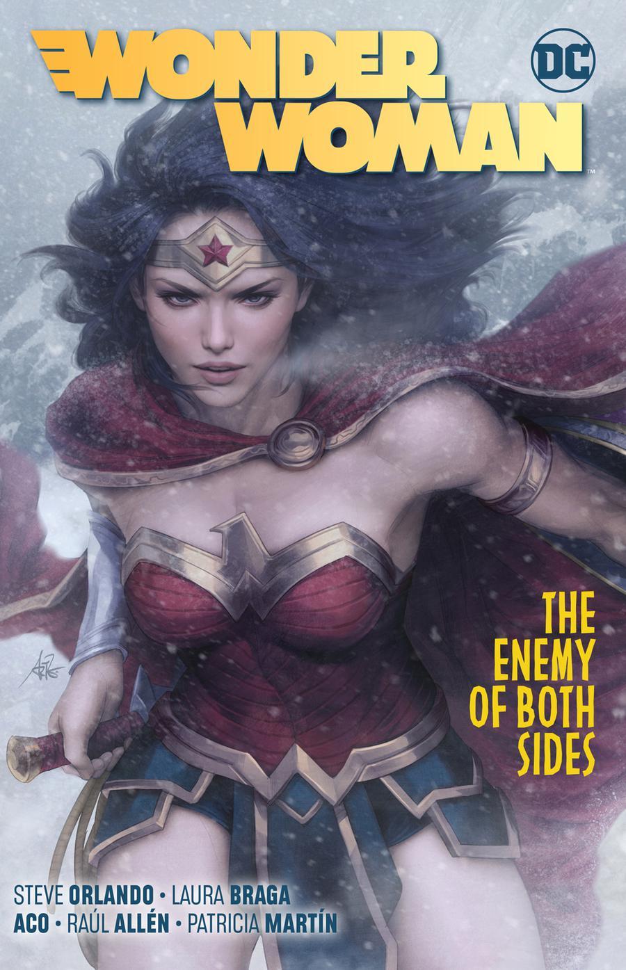 Wonder Woman (Rebirth) Vol 9 The Enemy Of Both Sides TP